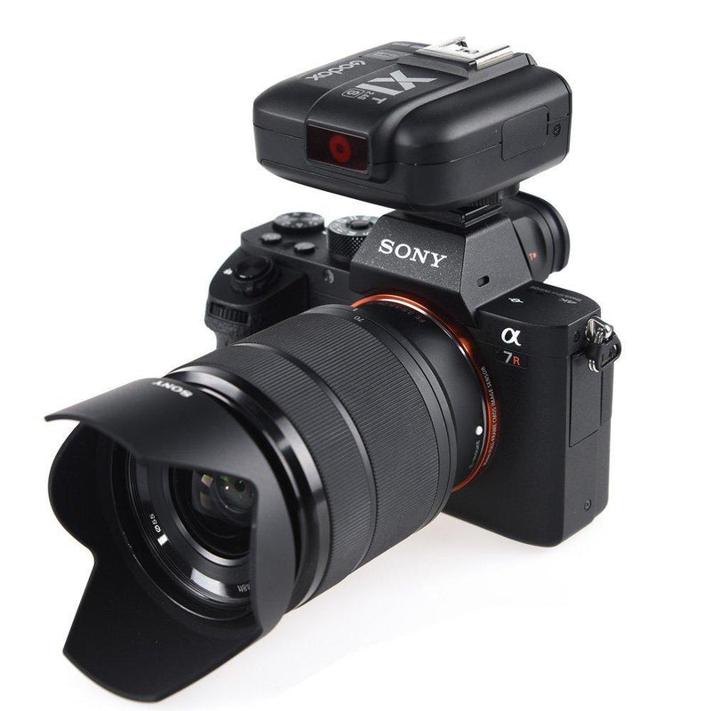 Godox X1T-S 2.4G TTL Wireless LCD Flash Transmitter for Sony Camera - FOMITO.SHOP