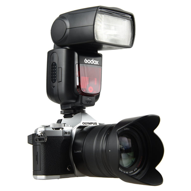 Godox TT685O 2.4G HSS 1/8000s TTL GN36 Wireless Flash - FOMITO.SHOP