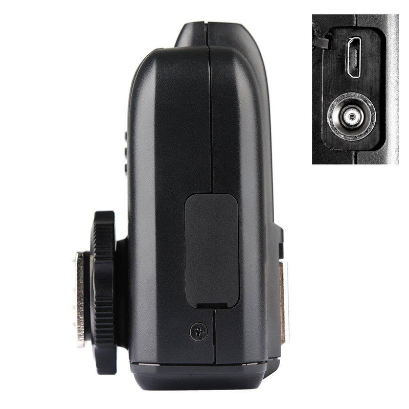 Godox X1T-N 2.4G i-TTL Wireless LCD Flash Transmitter for Nikon Series Cameras