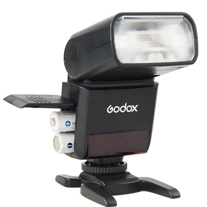 Godox TT350O 2.4G TTL GN36 1/8000s HSS Camera Flash for Olympus - FOMITO.SHOP