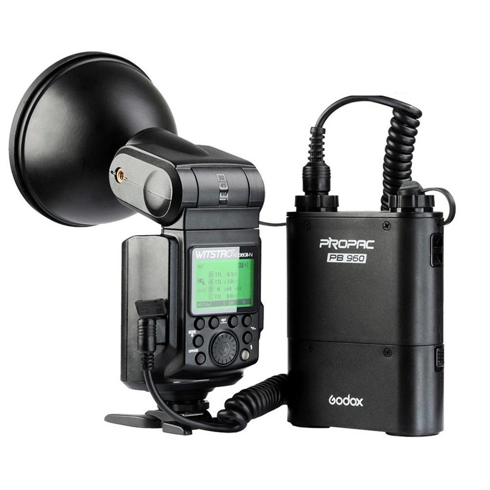 Godox AD360II-N Speedlite Flash Light kit for Nikon Camera (AD360II-N Black) - FOMITO.SHOP