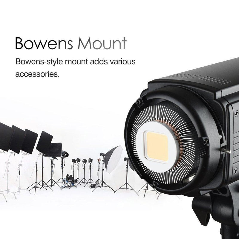Godox SL-150W 150W 5500K Bowens Mount LED Continuous Video Light - FOMITO.SHOP