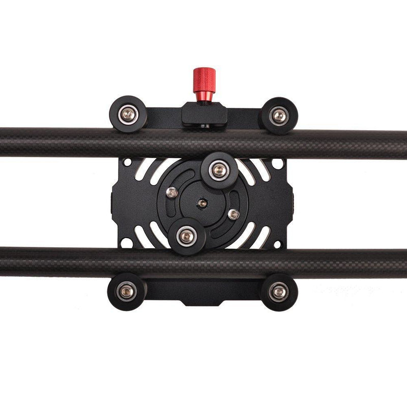 "Fomito 120cm/47"" Carbon Fiber Camera Track Dolly Slider Rail - FOMITO.SHOP"