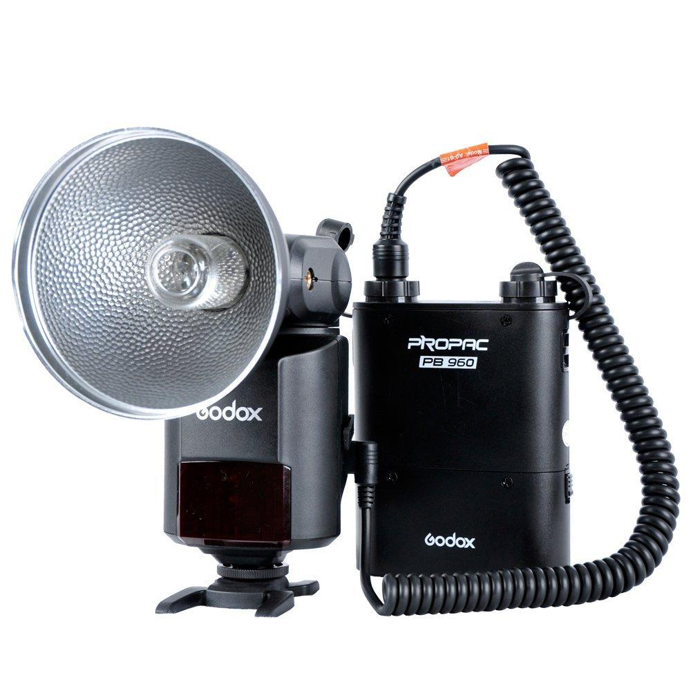 Godox Witstro AD360II-C TTL 360W GN80 External Powerful Portable Speedlite Flash Light - FOMITO.SHOP