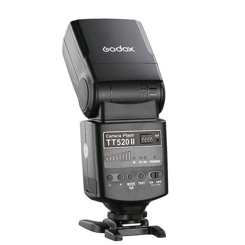 Godox Wireless 433MHz Flash Speedlite TT520II - FOMITO.SHOP