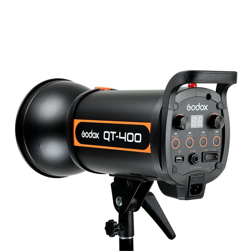 Godox QT Series QT400 400W QT600 600W QT1200 1200W Studio flash - FOMITO.SHOP