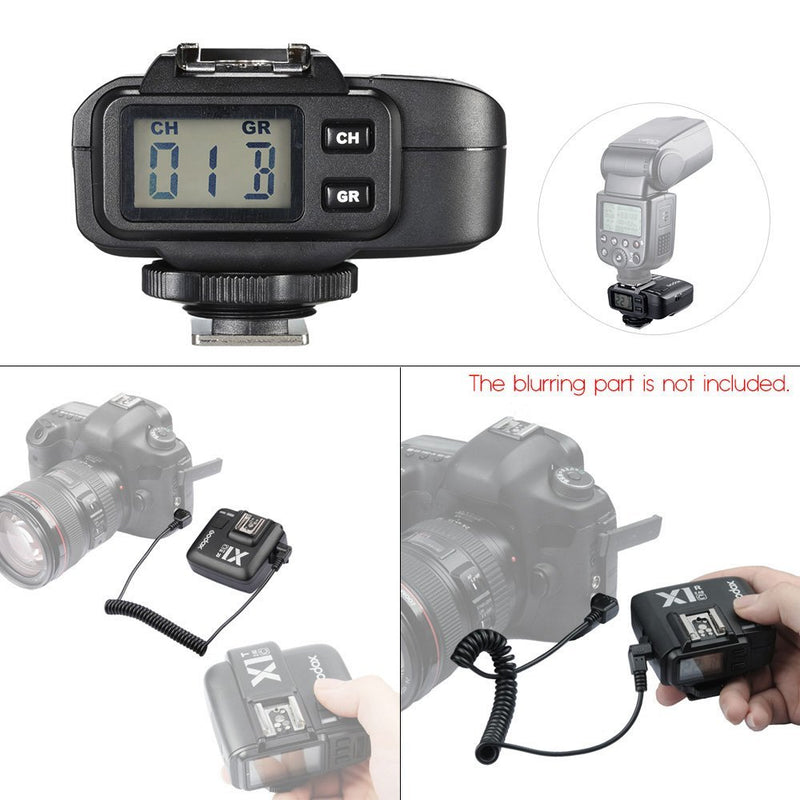 Godox X1R-N 2.4G Wireless Flash Single Receiver - FOMITO.SHOP
