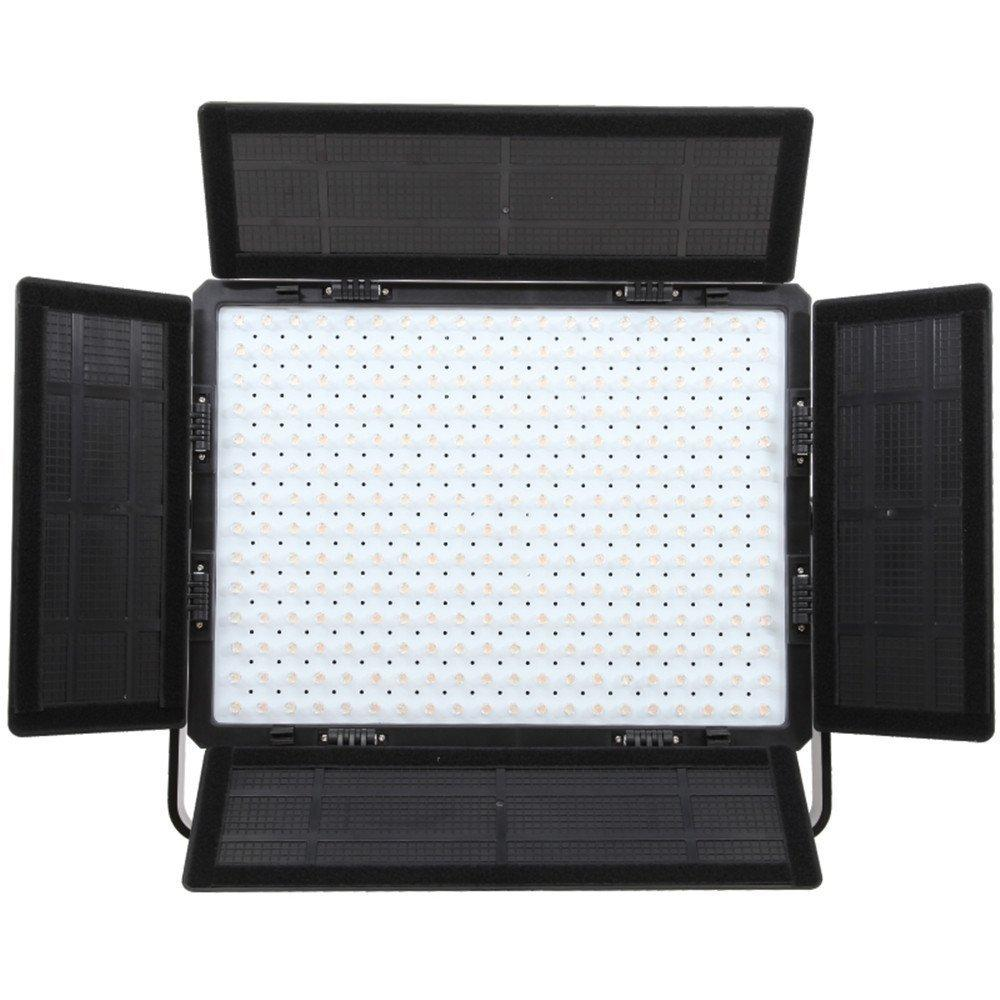 FalconEyes LP-2805TD 140W Video Light Panel CRI95 17000LUX 3000-8000K Color Temperature Adjustable - FOMITO.SHOP