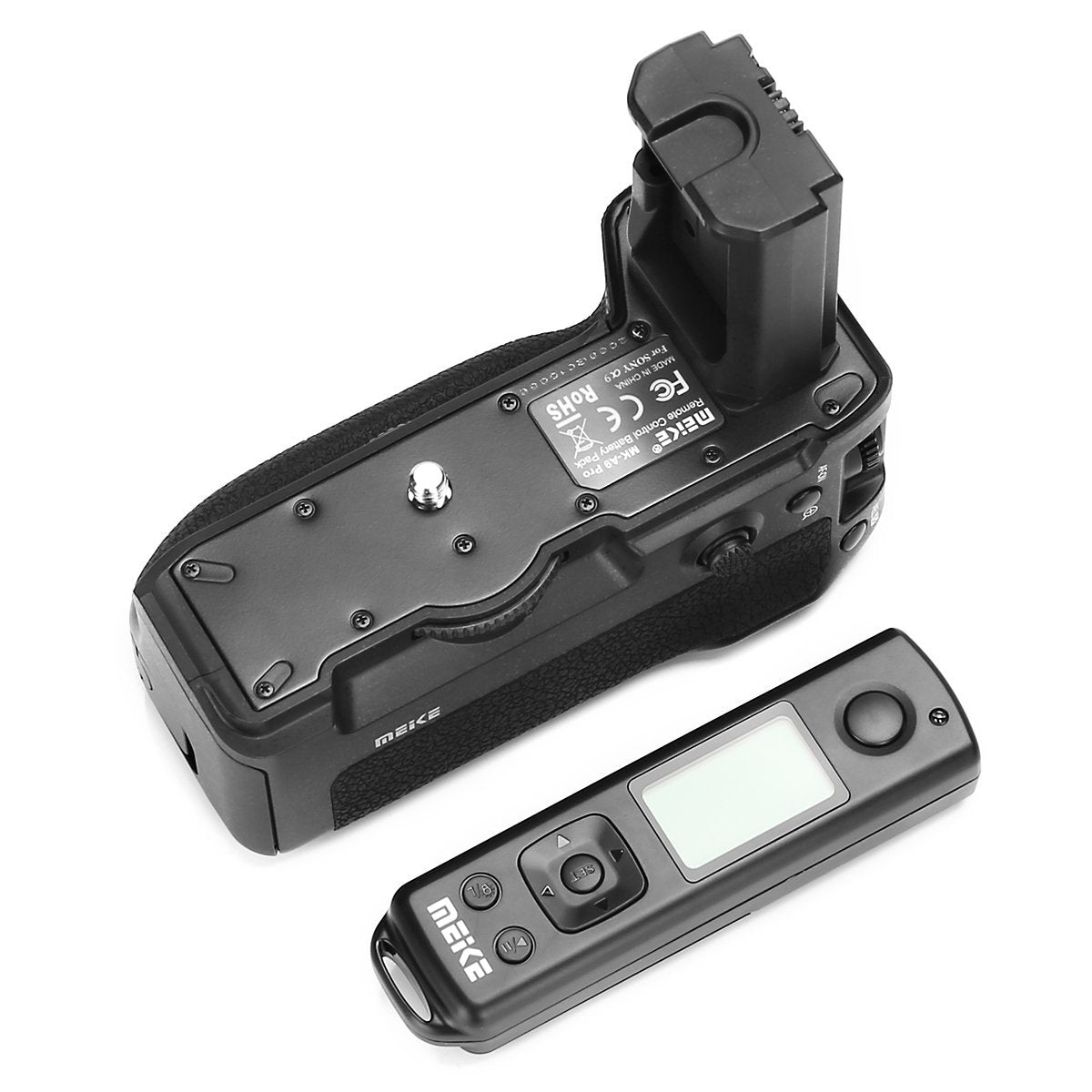 Meike MK-XT2 PRO Remote Battery Grip built-in 2.4GHZ FSK Vertical Battery pack Work For Fujifilm XT2 Camera.