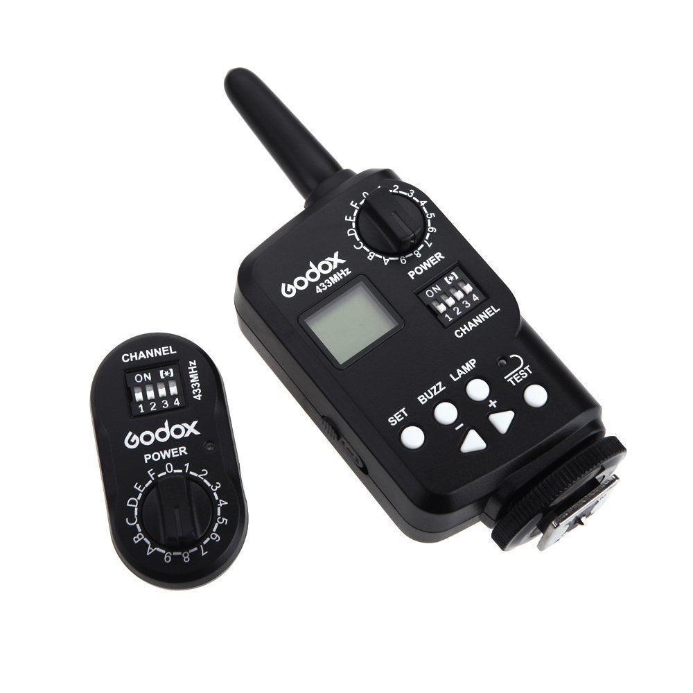 Godox FT-16 433MHz wireless remote system Transmitter And Receiver - FOMITO.SHOP