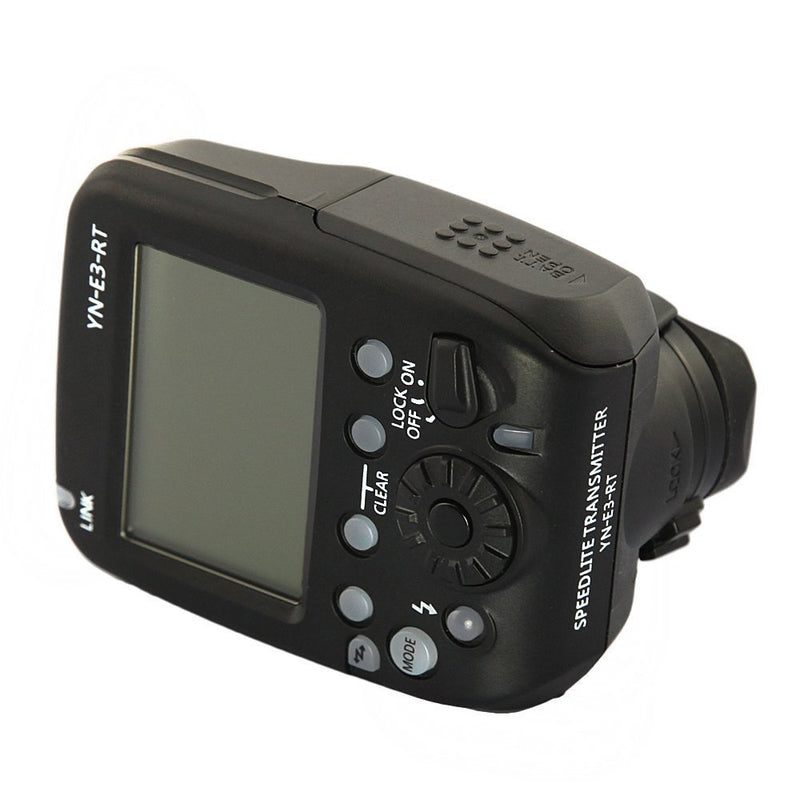 Yongnuo YN-E3-RT Speedlite Wireless Transmitter for Canon Cameras AS ST-E3-RT - FOMITO.SHOP