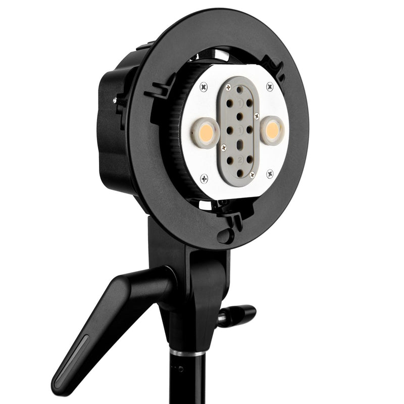 Godox AD-B2 AD200 Dual Power Flash Head S-type double lamp holder - FOMITO.SHOP
