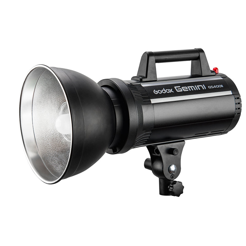 Godox GS400II 400WS studio Flash Light GN65 with 2.4G Wireless X System Studio Professional Flash for Offers Creative Shooting