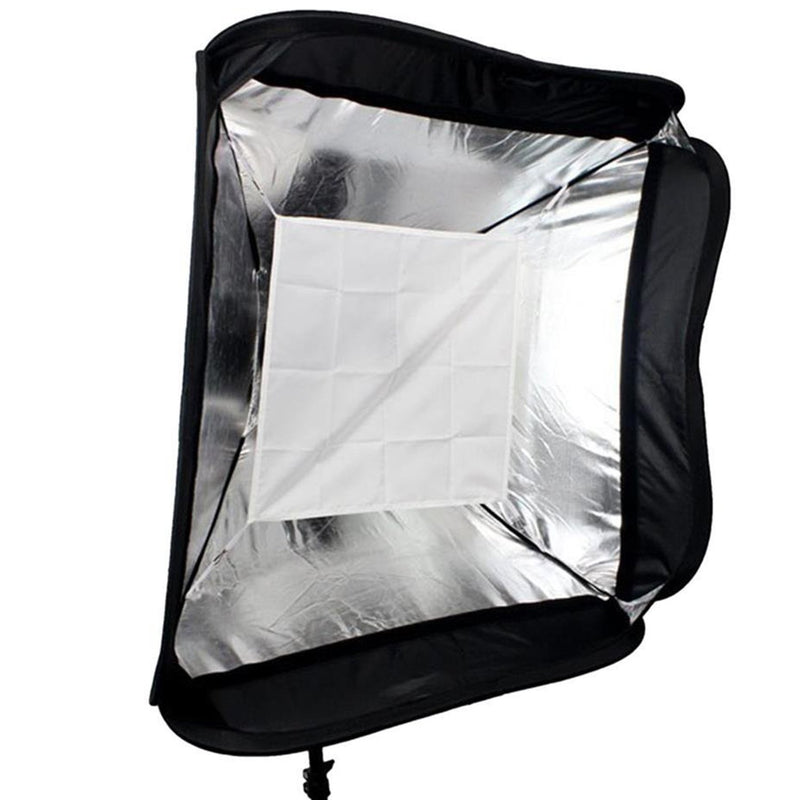 Godox Pro Floading Adjustable 80cm x 80cm Flash Soft Box Kit with S-Type Bracket - FOMITO.SHOP