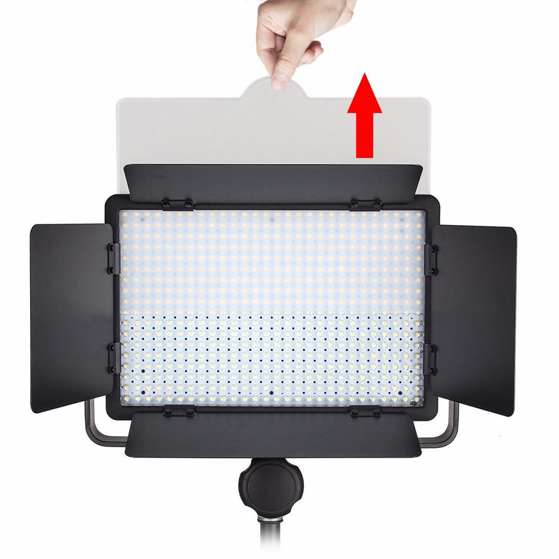Godox LED500W/LED500Y/LED500C Kit LED  Video Light Lamp Panel Remote Control - FOMITO.SHOP