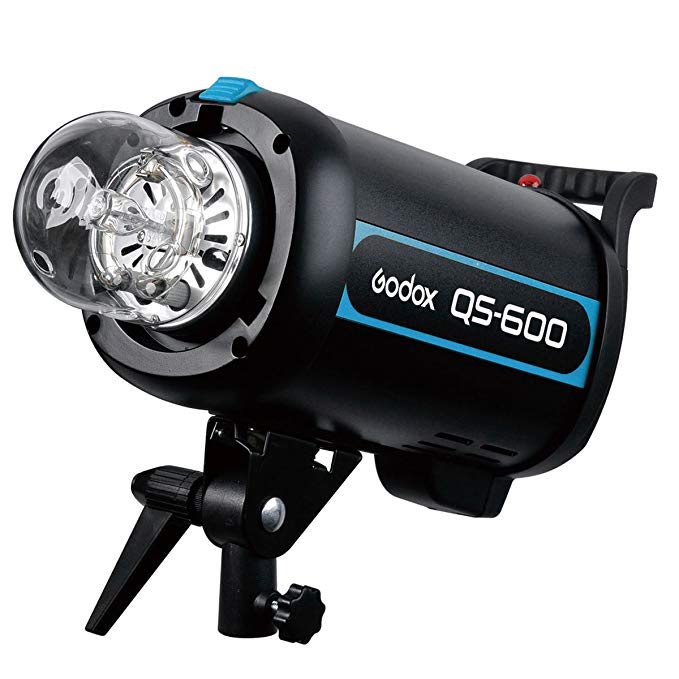 Godox QS600 600WS Monolight Strobe Flash Studio Lighting Light Video Photo Softbox Photography Kit