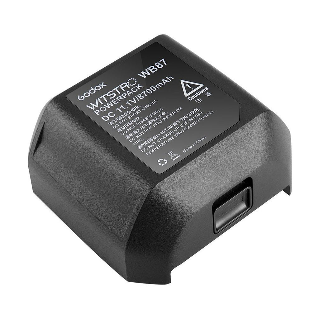Godox Battery Pack 11.1V 8700mAh for AD600 - FOMITO.SHOP