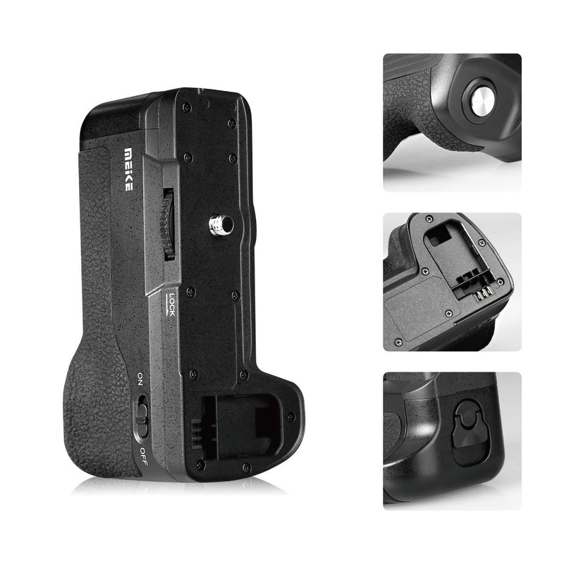 Meike MK-A6500 Pro Battery Grip Built-in 2.4GHZ for Snoy A6500 - FOMITO.SHOP