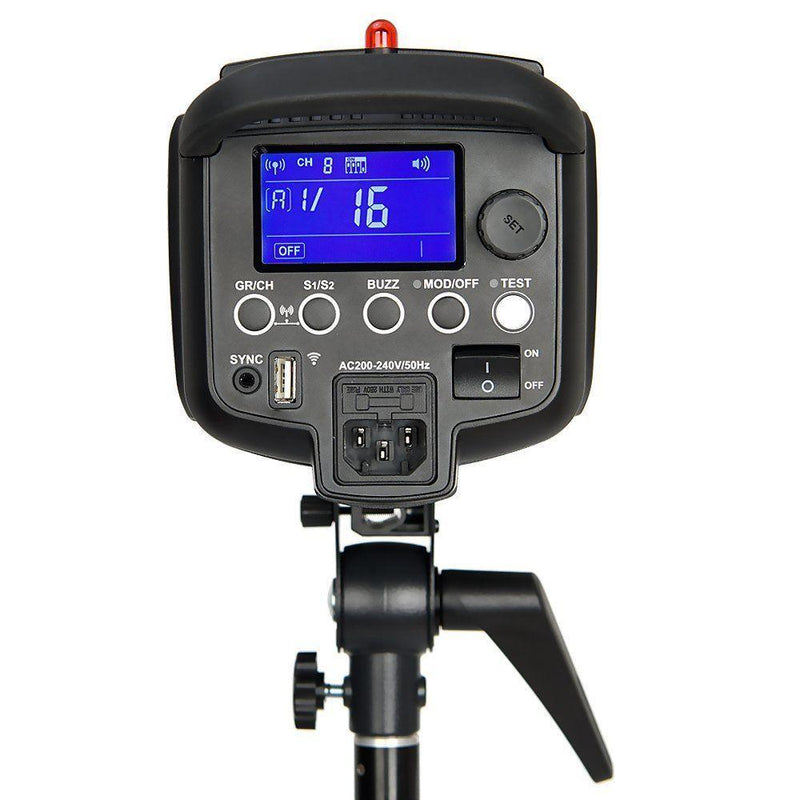 DP II Series Studio Flash DP300II/ DP400II/ DP600II/ DP800II/ DP1000II - FOMITO.SHOP