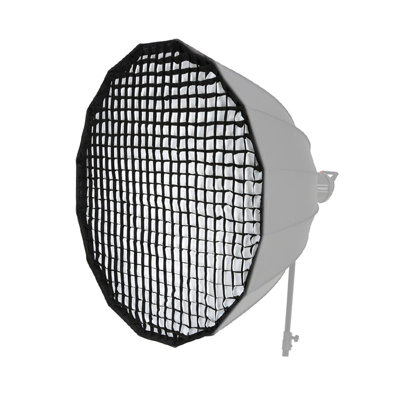 Godox Portable P90L P90H Honeycomb Grid 16 Rods Deep Parabolic Softbox (Honeycomb Grid Only)