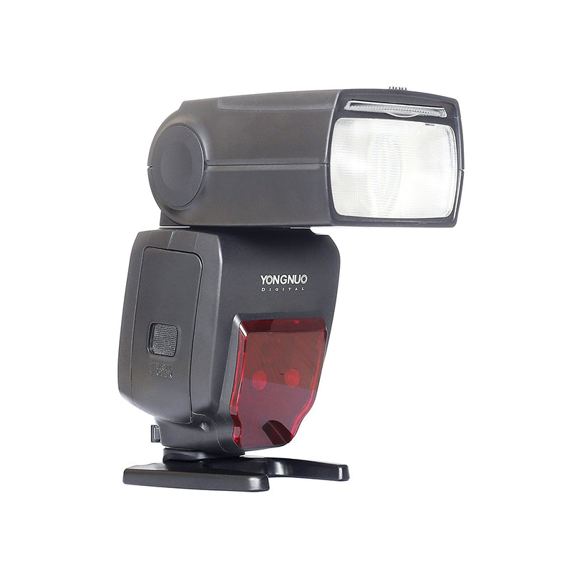 YONGNUO YN660 Wireless Manual Flash Speedlite GN66 2.4G Wireless Radio Master+ Slave for Canon Nikon Pentax Olympus - FOMITO.SHOP