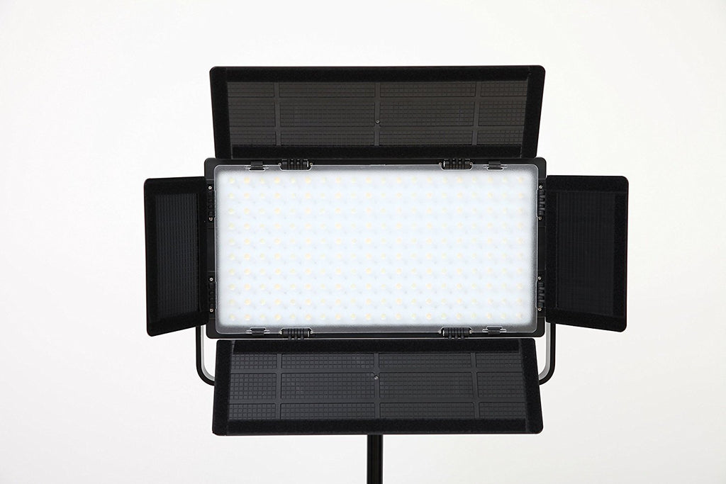 FalconEyes LP-2005TD 100W Color Temperature Adjustable LED Video Light DMX system Professional LED photo lighting - FOMITO.SHOP