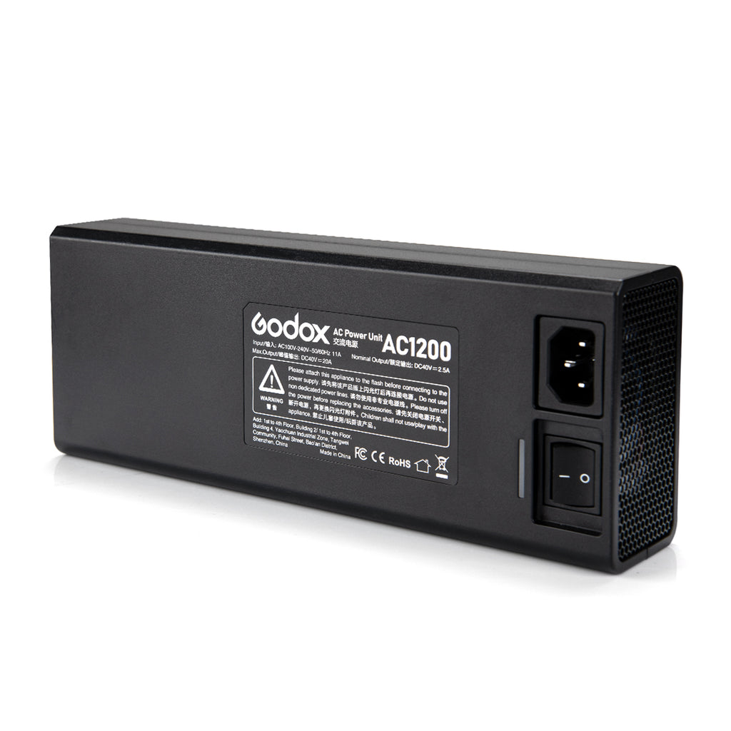 Godox AC1200 AC Adapter for AD1200Pro