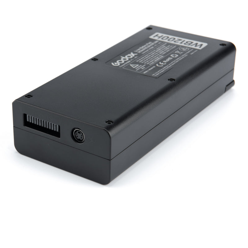 Godox WB1200H 36V 5200mAh High-Capacity Li-ion Battery Pack Replacement for AD1200Pro