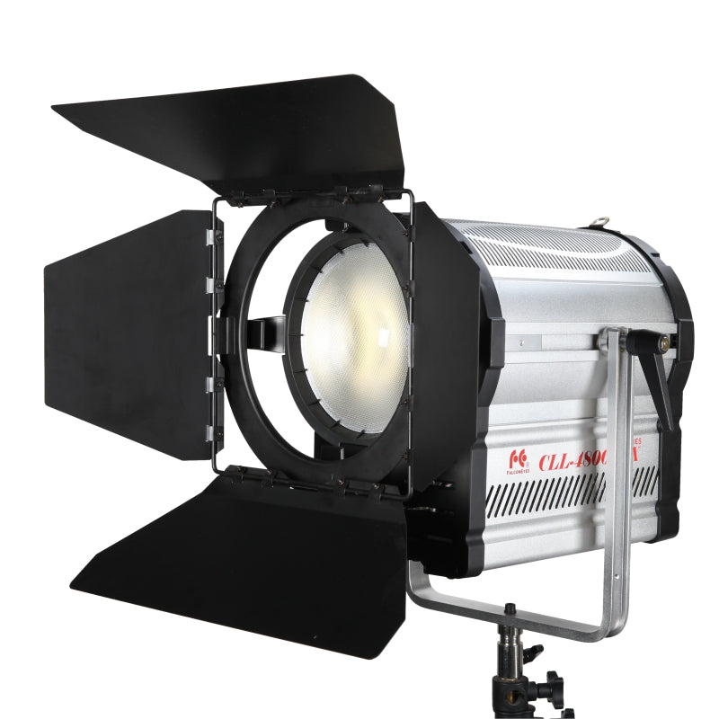 Falcon Eyes 480W Fresnel LED Light Dimmable Video Light DMX512 system with LCD&touch panel Continuous lighting CLL-4800TDX