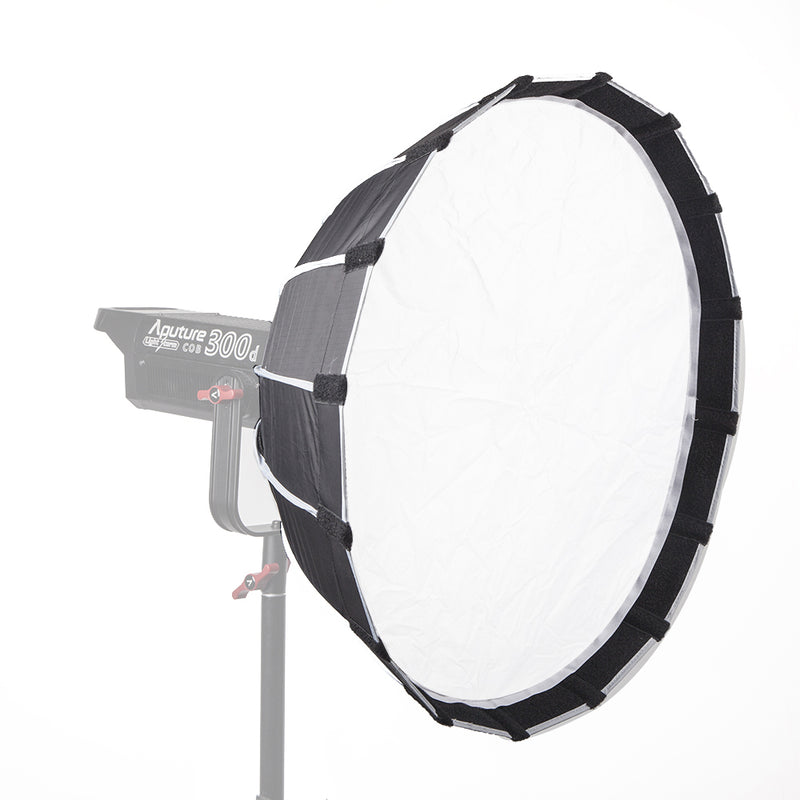 Aputure Light Dome Mini II 27in 69cm Parabolic Cinema Softbox with Bowens Mount for LS C300d 120d II