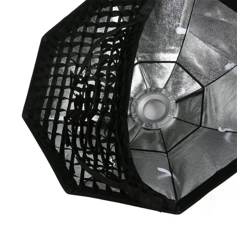 "Godox 37.4""/95cm Bowen Octagon Honeycomb Grid Umbrella Dolly Softbox - FOMITO.SHOP"