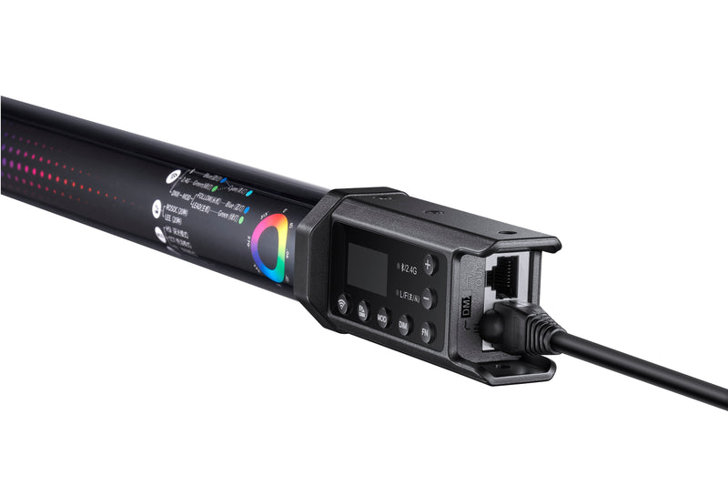 Godox LED Tube Light TL60 RGB Multi-Control Flexible Power Supply for Filming Video Scenarios