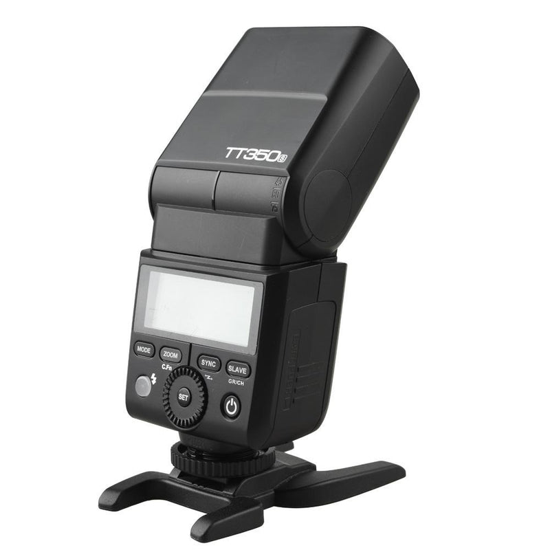 Godox TT350S 2.4G HSS 1/8000s TTL GN36 Wireless Speedlite Flash light - FOMITO.SHOP