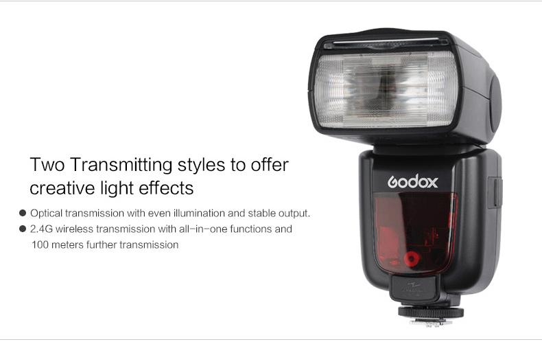 Godox TT685S HSS 1/8000S GN60 TTL Camera Flash - FOMITO.SHOP
