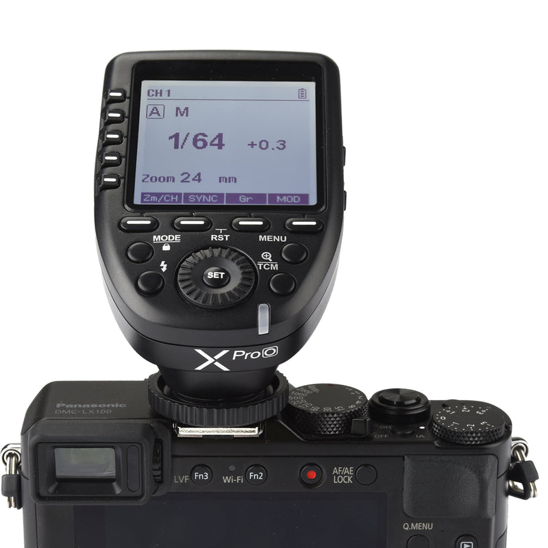 Godox Xpro-O Flash Trigger For Olympus Panasonic Cameras - FOMITO.SHOP