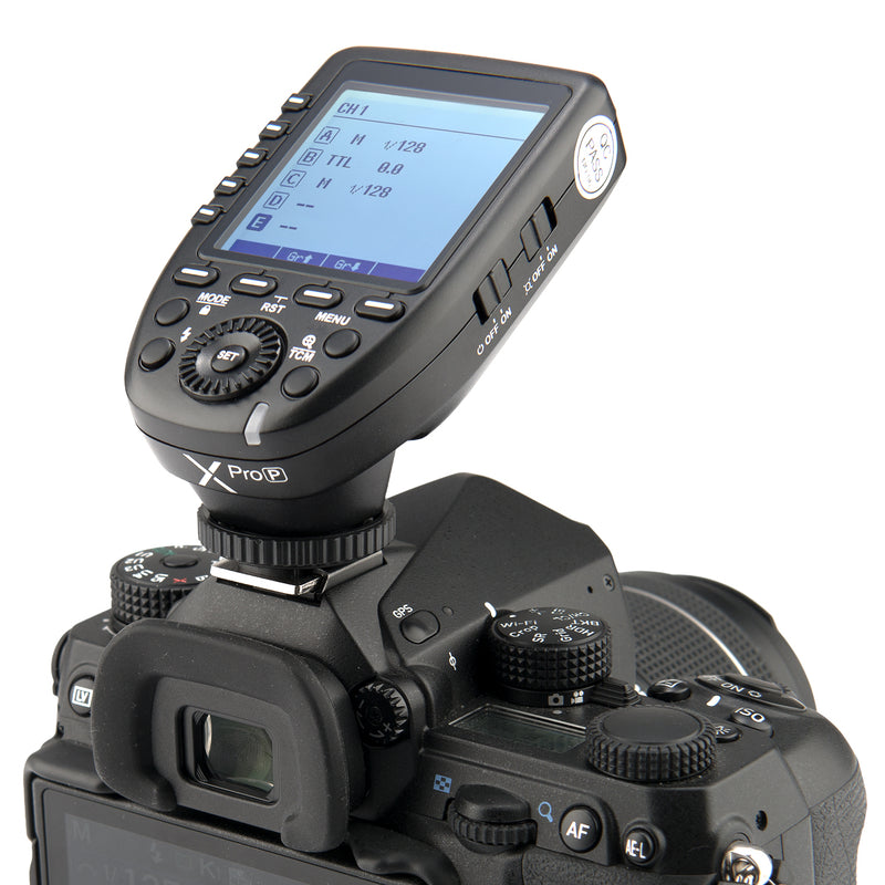 Godox Xpro-P TTL 2.4G Wireless Flash Trigger For Pentax