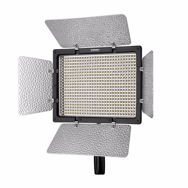 YONGNUO YN600L LED Light Panel 5500K LED Photography lights FOR Video Light with Wireless 2.4G Remote APP Remote