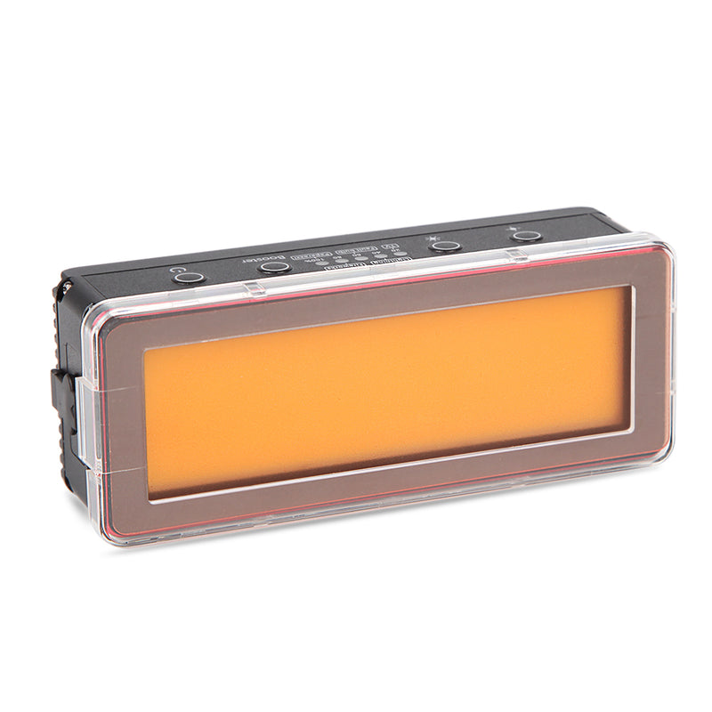Aputure AL-MW Waterproof LED Light COB light 6000 lux Built-in Lithium Battery Multiple LED Status