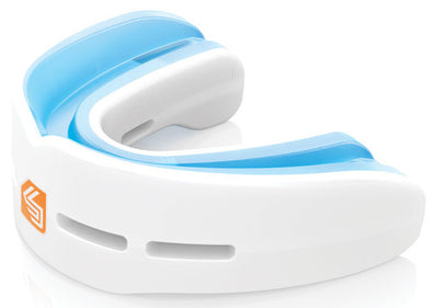 "Shock Doctor Mouthguard ""Nano Double Fight"" - White"