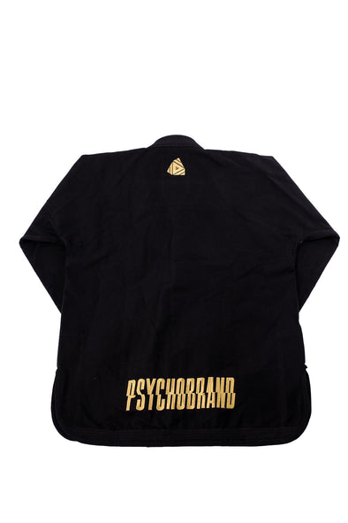 "PSYCHOBRAND ""MAT ENFORCED"" GI - BLACK"