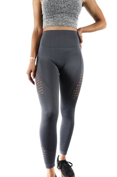 Psychobrand Leggings (Gray)