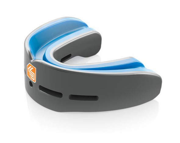 "Shock Doctor Mouthguard ""Nano Double"" - Carbon"