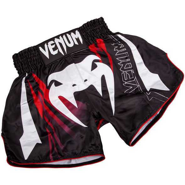 VENUM SHARP 3.0 MUAY THAI SHORTS - BLACK/RED