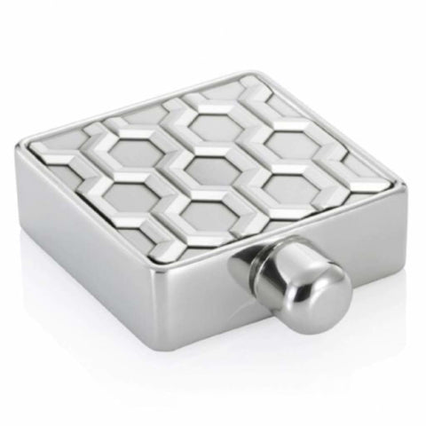 Hexagon Pewter Hip Flask Hip Flask 4 ounce 4oz 6 ounce 6oz anniversary buyahipflask.com copy-of-erik-magnussen-pewter-hip-flask Free