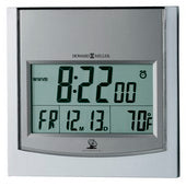 Howard Miller Atomic Digital Quartz Wall / Table Clock