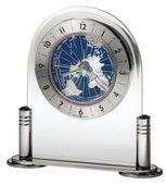 World Time Tabletop Clock