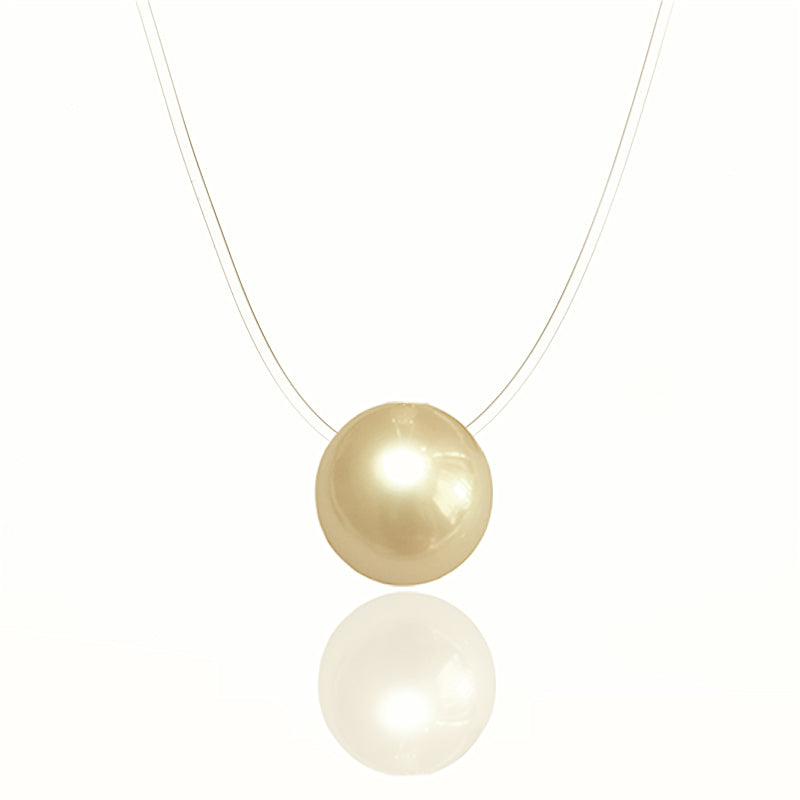 Collier Lucy™ Perle Nude