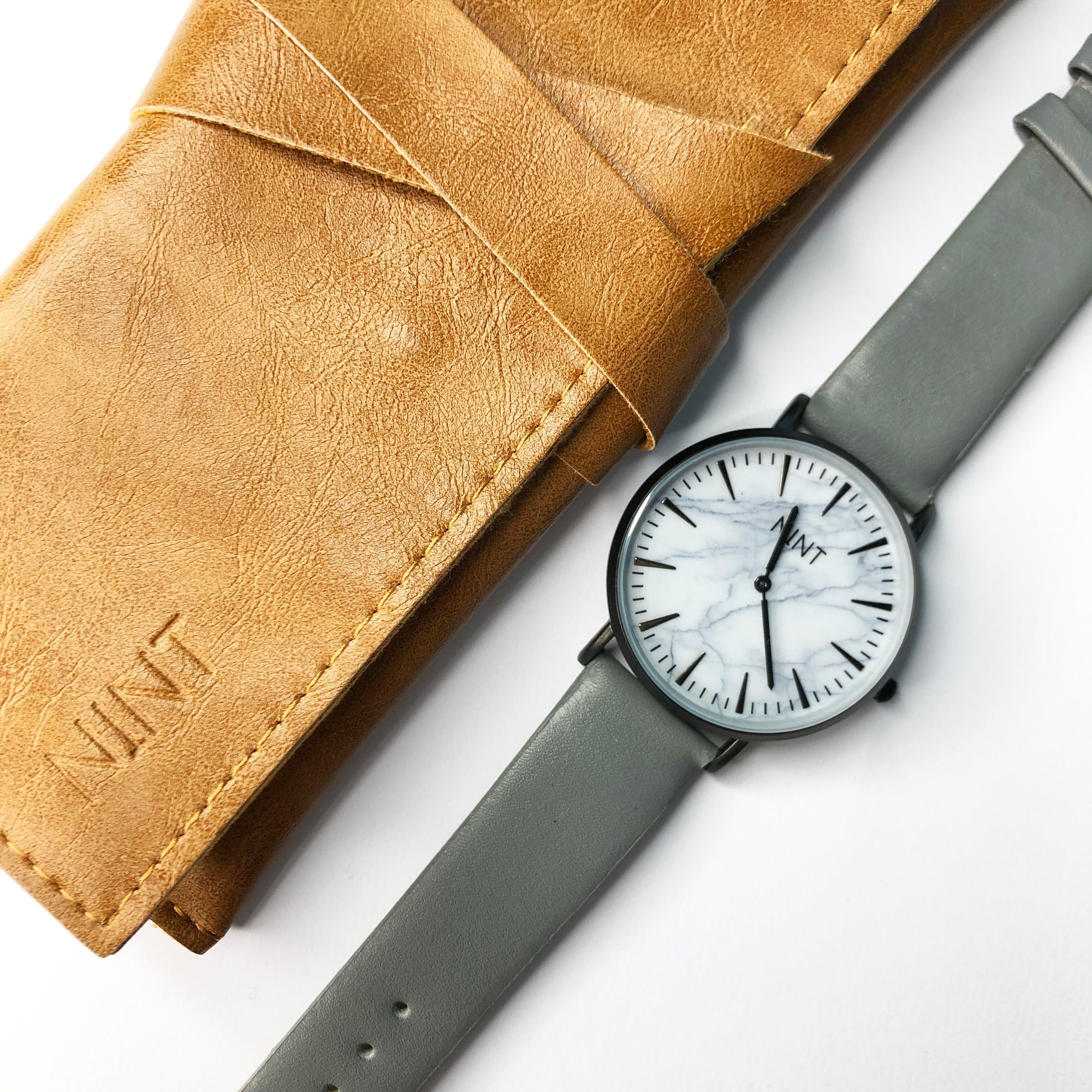 Montre Nint™ Candice Grey