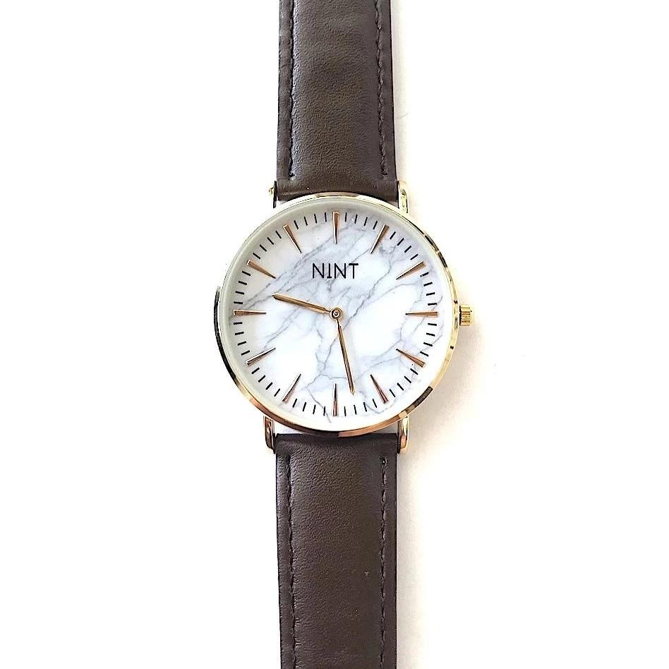 Montre Nint™ Aurore Brown