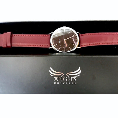 Montre Nint™ Celian Bordeaux